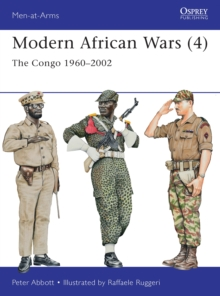 Modern African Wars : The Congo 1960-2002 Vol. 4, Paperback Book
