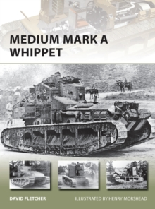 Medium Mark A Whippet, Paperback Book