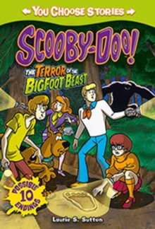Scooby Doo: Terror of the Bigfoot Beast, Paperback Book