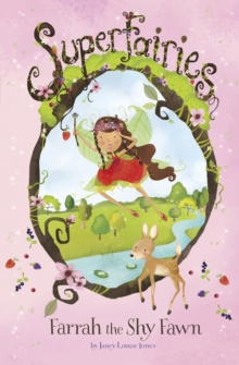 Farrah the Shy Fawn, Paperback Book