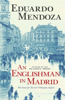 An Englishman in Madrid, Paperback Book