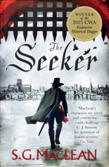 The Seeker : Damian Seeker 1, Paperback Book