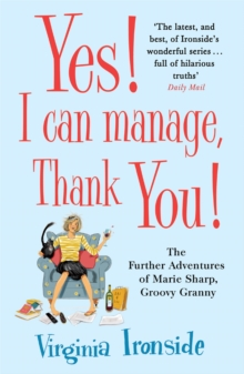 Yes! I Can Manage, Thank You! : Marie Sharp 3, Paperback Book