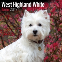 West Highland Terrier Calendar 2017, Calendar Book