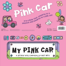 Convertible My Car / Pink Jeep, Board book Book