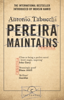 Pereira Maintains, Paperback Book