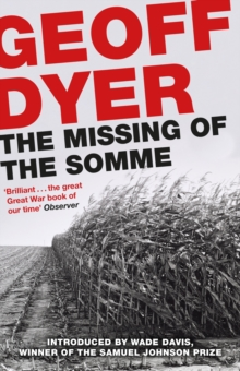 The Missing of the Somme, Paperback Book