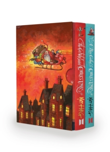 A Boy Called Christmas and The Girl Who Saved Christmas Box Set, Book Book
