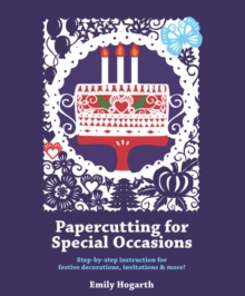 Papercutting for Special Occasions, Paperback Book