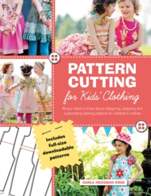 Pattern Cutting for Kids' Clothing, Paperback Book
