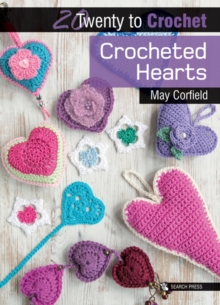Crocheted Hearts, Paperback Book