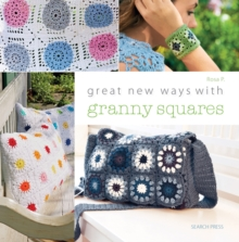 Great New Ways with Granny Squares, Paperback Book
