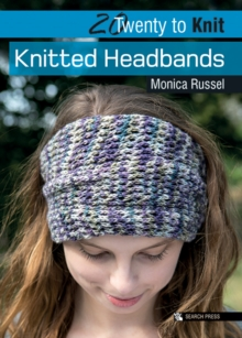Knitted Headbands, Paperback Book