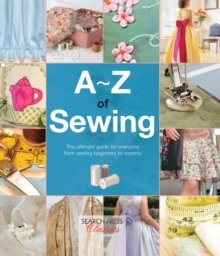 A-Z of Sewing, Paperback Book