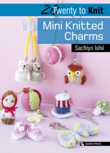 Mini Knitted Charms, Paperback Book