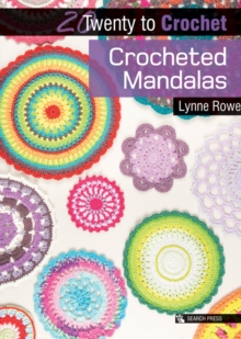 Crocheted Mandalas, Paperback Book