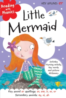 LITTLE MERMAID, Paperback Book