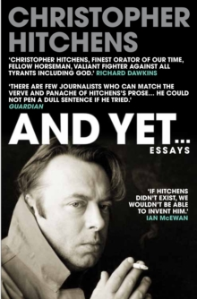 And Yet... : Essays, Paperback Book