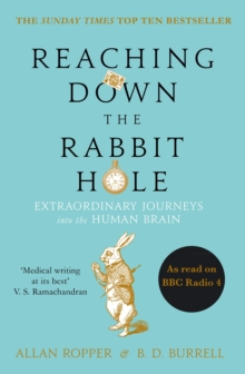 Reaching Down the Rabbit Hole : Extraordinary Journeys into the Human Brain, Paperback Book