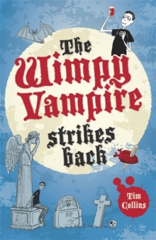 The Wimpy Vampire Strikes Back, Paperback Book