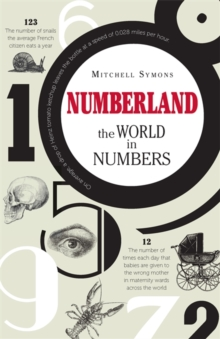 Numberland : The World in Numbers, Hardback Book