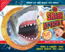 3D Shark Attack!, Mixed media product Book
