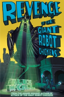 Revenge of the Giant Robot Chickens, Paperback Book