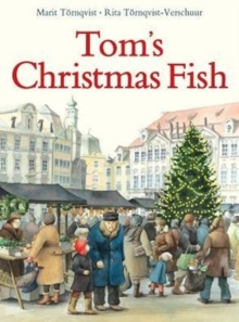 Tom's Christmas Fish, Hardback Book