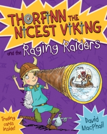 Thorfinn and the Raging Raiders, Paperback Book