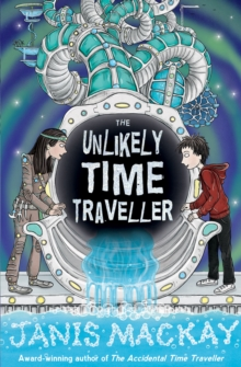 The Unlikely Time Traveller, Paperback Book