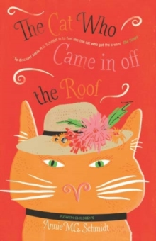 The Cat Who Came in off the Roof, Paperback Book