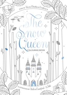 The Snow Queen Colouring Book, Paperback Book