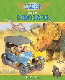 Gumdrop and the Dinosaur, Paperback Book