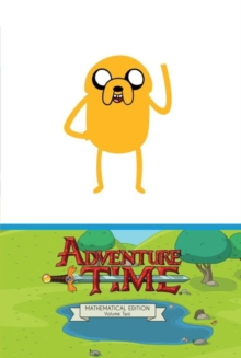 Adventure Time : Mathematical Edition v. 2, Hardback Book