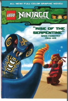 Lego Ninjago : Rise of the Serpentine Volume 3, Paperback Book