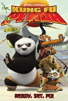 Kung Fu Panda Collection : Ready, Set Po!, Paperback Book
