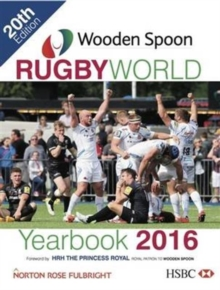 Rugby World Yearbook 2016, Hardback Book