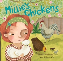 Millie's Chickens, Paperback Book