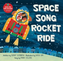 Space Song Rocket Ride, Mixed media product Book
