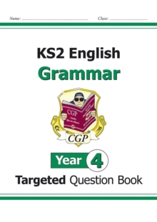 KS2 English Targeted Question Book: Grammar - Year 4, Paperback Book