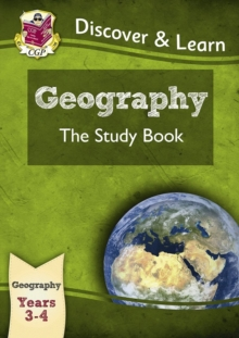 KS2 Discover & Learn: Geography - Study Book, Year 3 & 4, Paperback Book