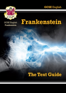 GCSE English Text Guide - Frankenstein, Paperback Book