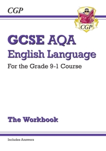 New GCSE English Language AQA Workbook - For the Grade 9-1 Course (Includes Answers), Paperback Book