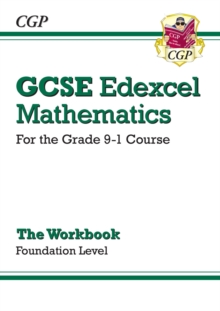 New GCSE Maths Edexcel Workbook: Foundation - For the Grade 9-1Course, Paperback Book