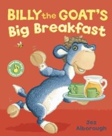 Billy the Goat's Big Breakfast, Paperback Book