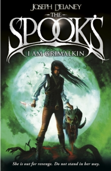 Spook's : I Am Grimalkin, Paperback Book