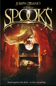The Spook's Blood, Paperback Book
