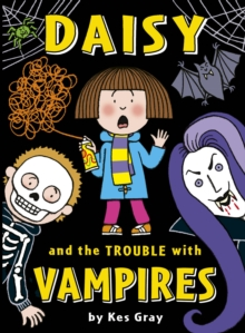 Daisy and the Trouble with Vampires, Paperback Book