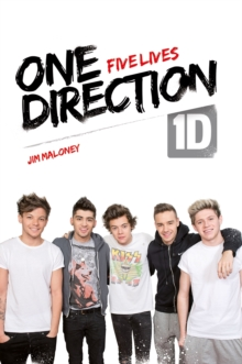 One Direction : Five Lives, Paperback Book