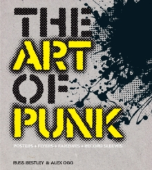 Art of Punk, Paperback Book